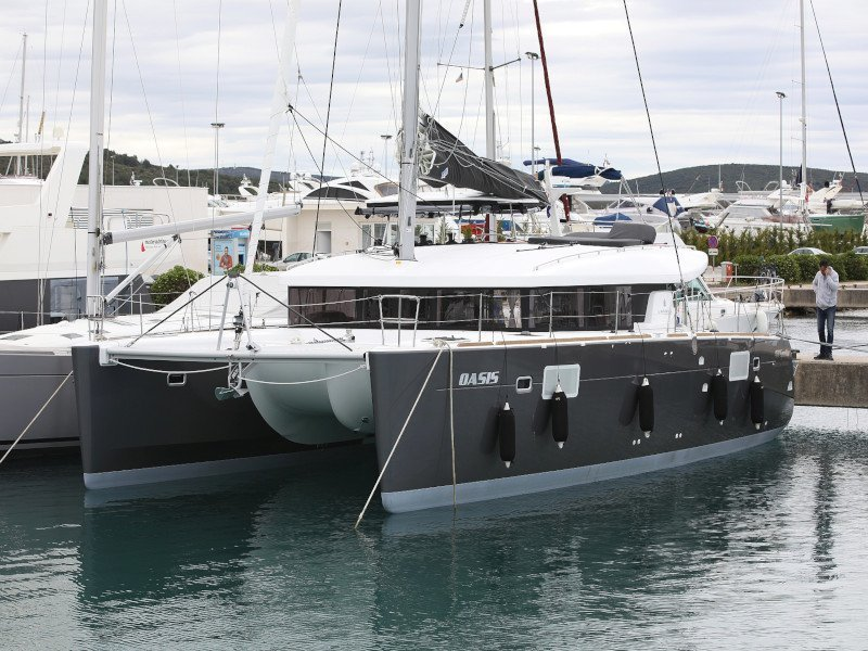 Lagoon 450 (OASIS Fully Equipped)  - 32