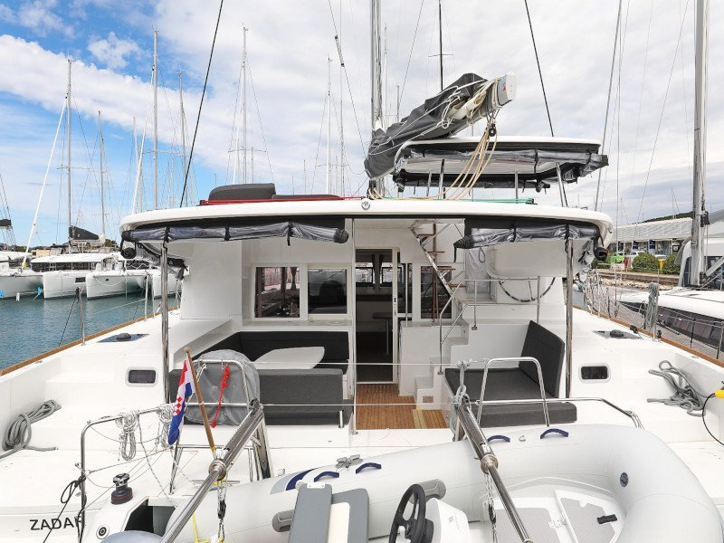 Lagoon 450 (OASIS Fully Equipped)  - 41