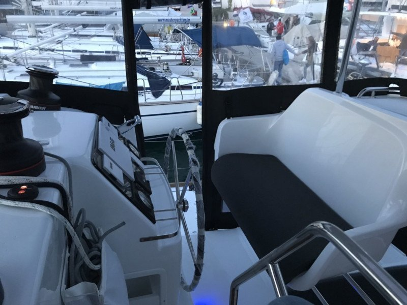 Lagoon 450 (OASIS Fully Equipped)  - 29