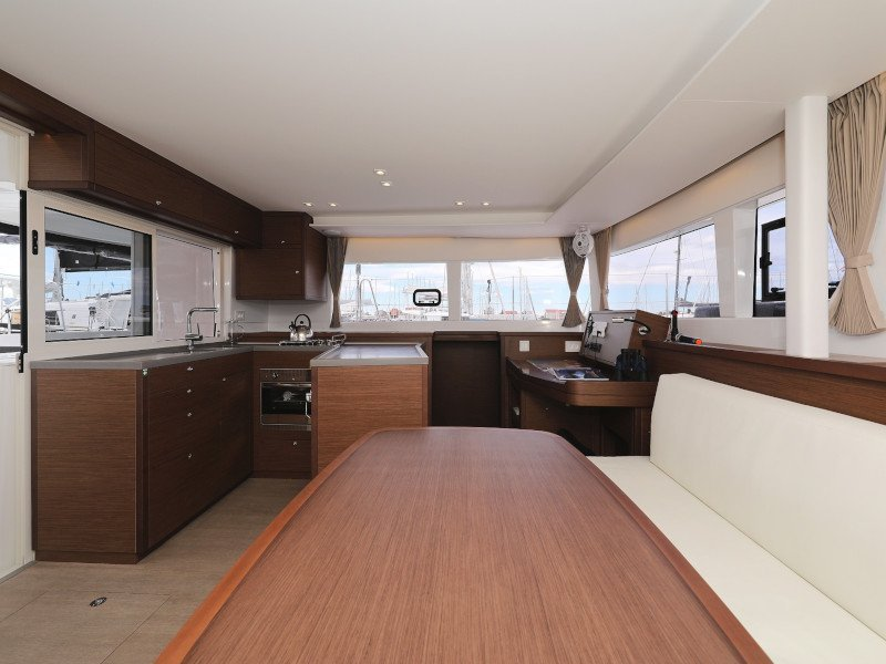 Lagoon 450 (OASIS Fully Equipped)  - 22