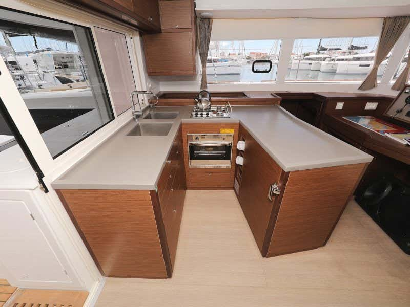 Lagoon 450 (OASIS Fully Equipped)  - 49