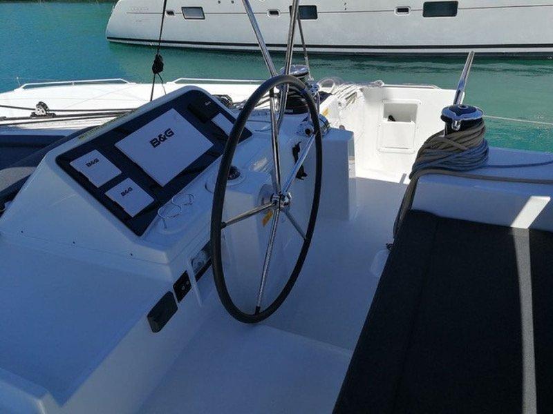 Lagoon 450F (WindFinder)  - 3