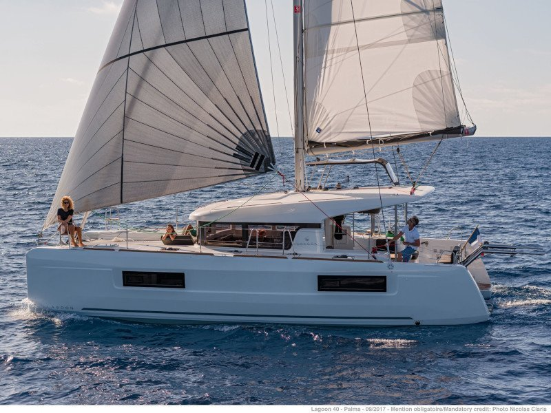 Lagoon 40 (Sail and Passion)  - 7
