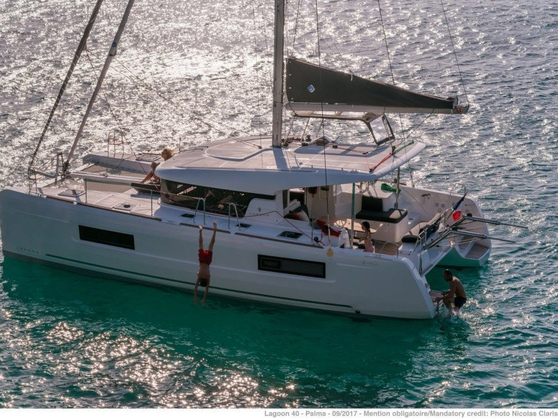 Lagoon 40 (Sail and Passion)  - 4