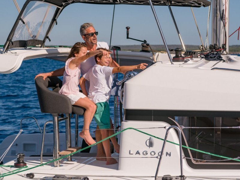 Lagoon 40 (Sail and Passion)  - 9
