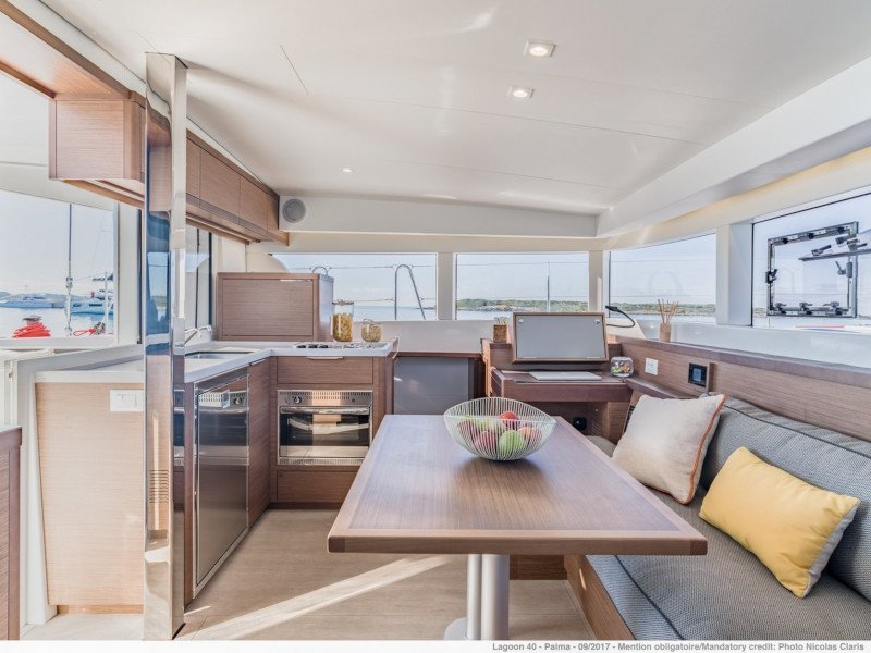Lagoon 40 (Sail and Passion) Interior image - 6