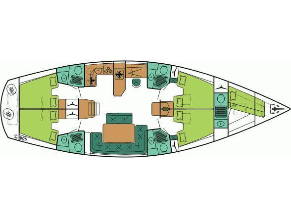 Atlantic 60 (Anastasia) Plan image - 19