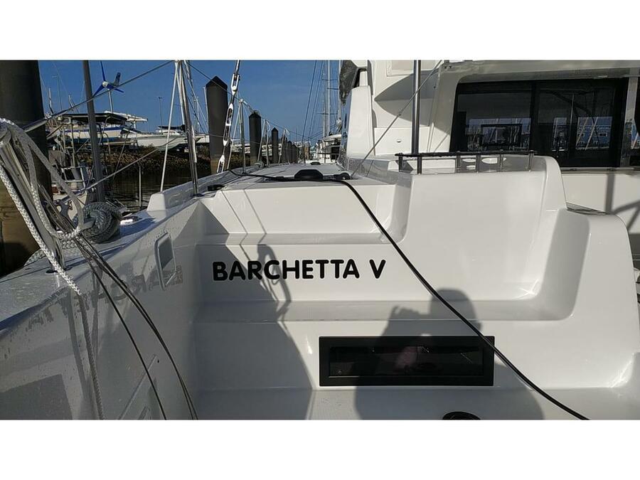 Lagoon 46  (Barchetta V) Main image - 0