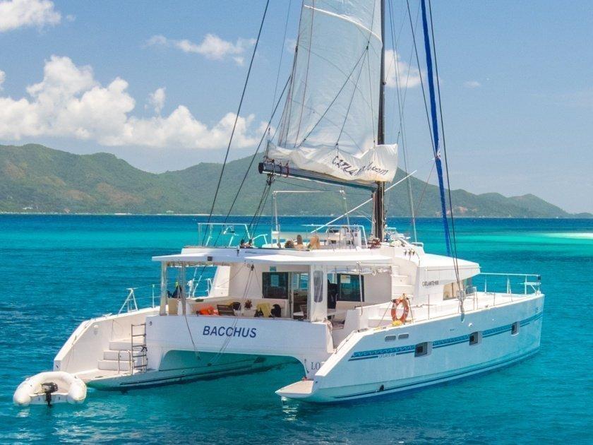 Catlante 600 - incl. crew & full board (Bacchus) Main image - 0