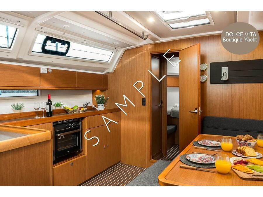 Bavaria Cruiser 46 (Dolce Vita) Interior image - 7