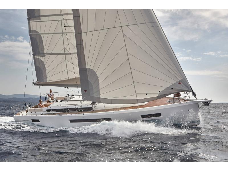 Sun Odyssey 490 (white pearl) Main image - 0