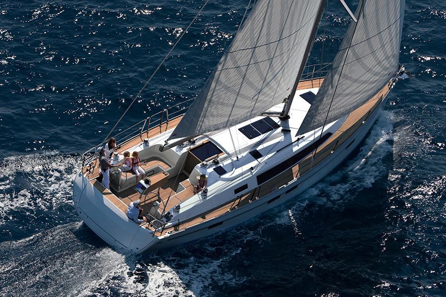 Bavaria Cruiser 46 (Krizia)  - 11