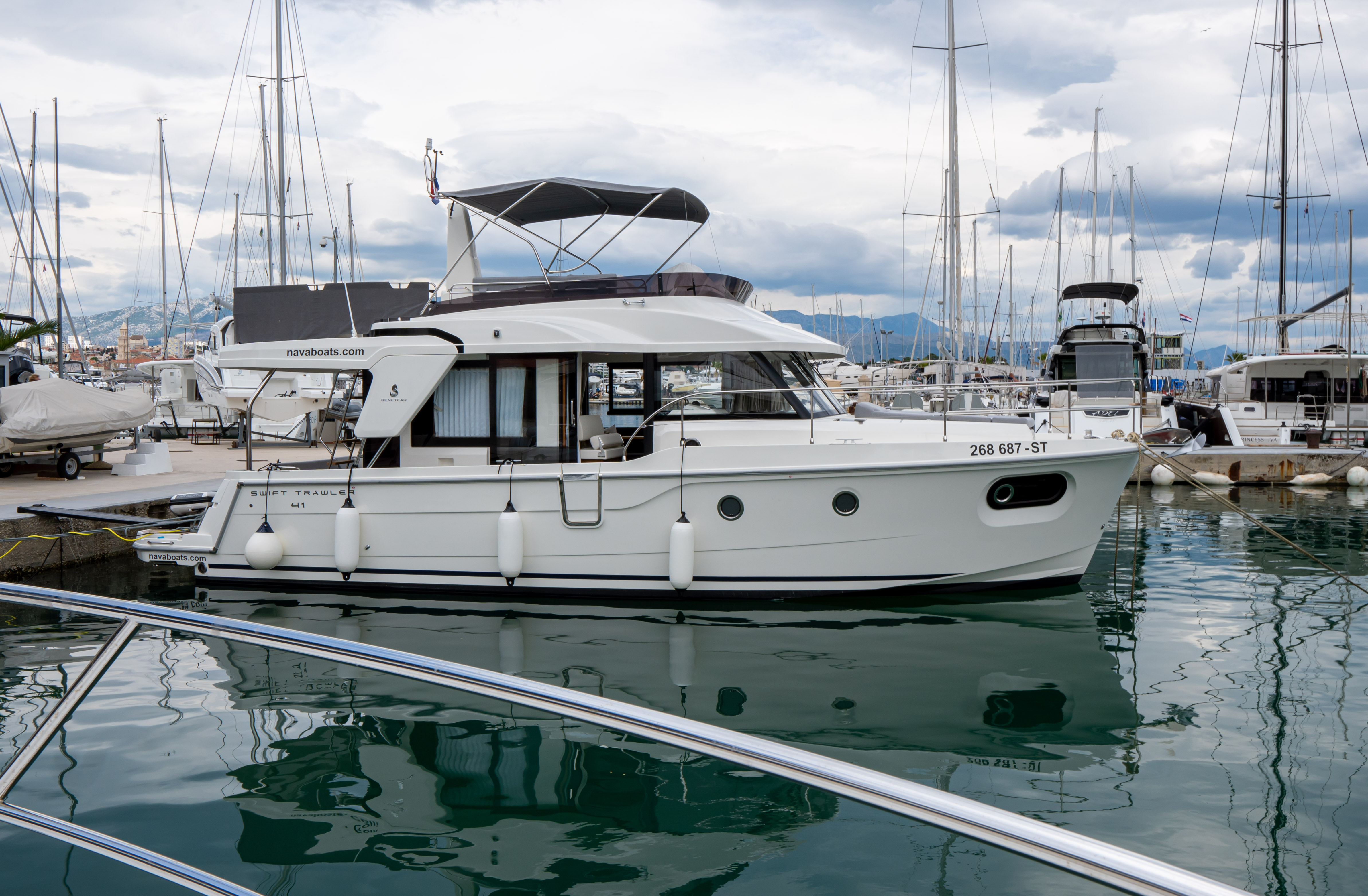Swift Trawler 41 (2020) (JUDITA)  - 14