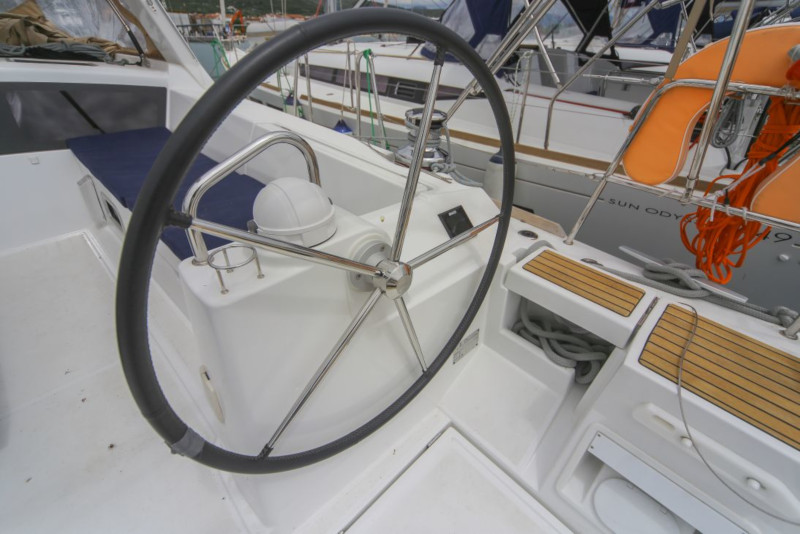Oceanis 48 (Aldabra)  - 14