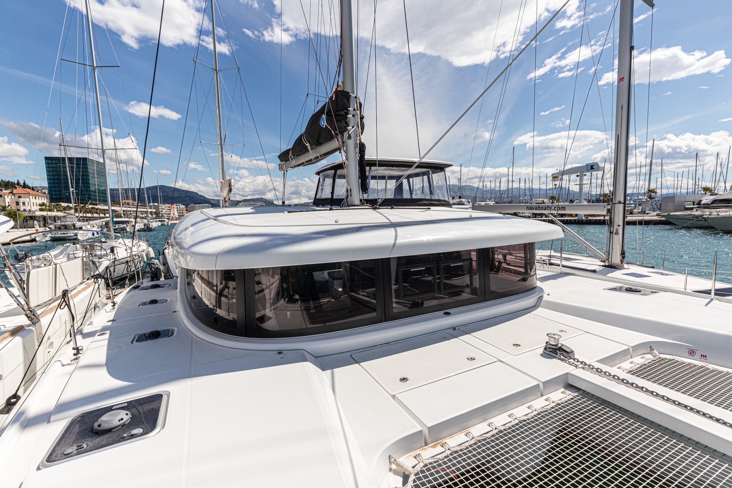 Lagoon 42 (2020) equipped with generator, A/C (sal (HAPPY KEY)  - 17