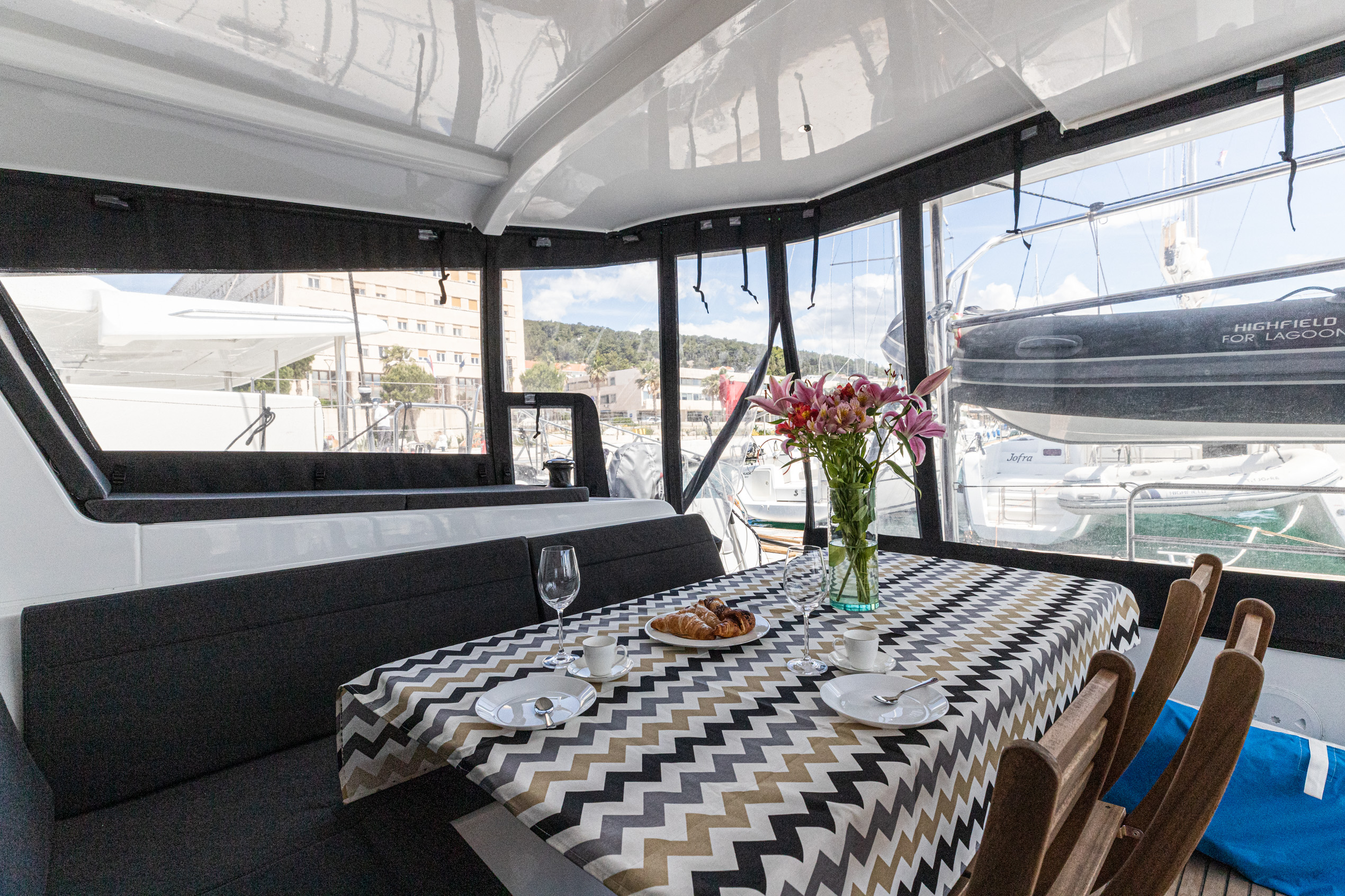 Lagoon 42 (2020) equipped with generator, A/C (sal (HAPPY KEY)  - 7