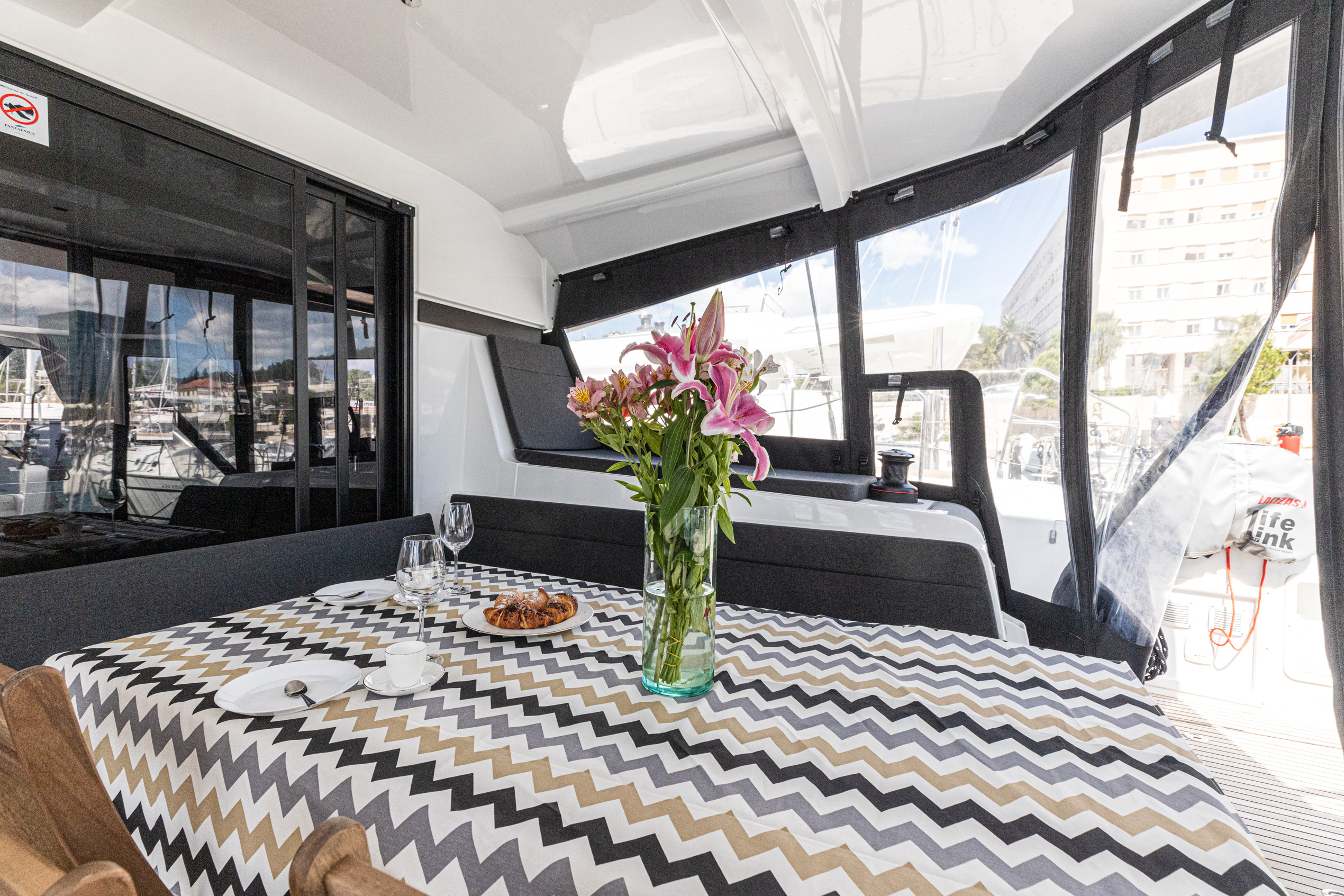 Lagoon 42 (2020) equipped with generator, A/C (sal (HAPPY KEY)  - 9