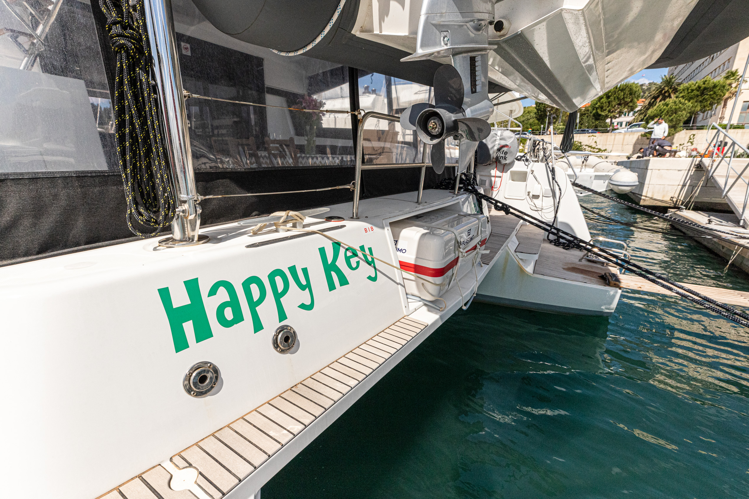 Lagoon 42 (2020) equipped with generator, A/C (sal (HAPPY KEY)  - 5