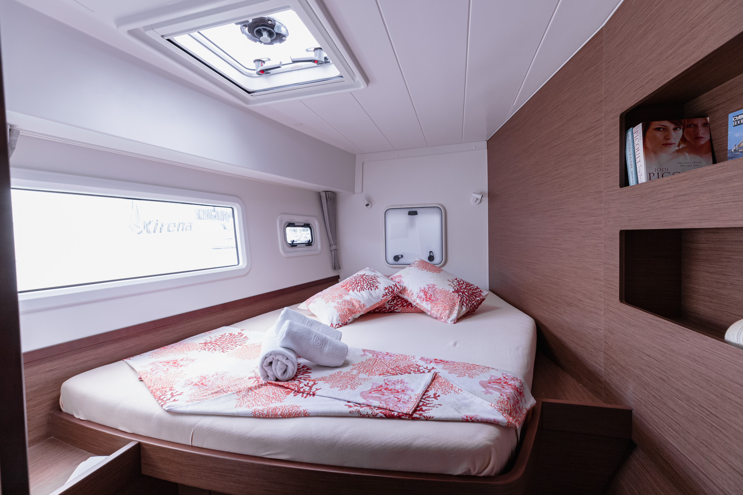 Lagoon 42 (2020) equipped with generator, A/C (sal (HAPPY KEY)  - 16