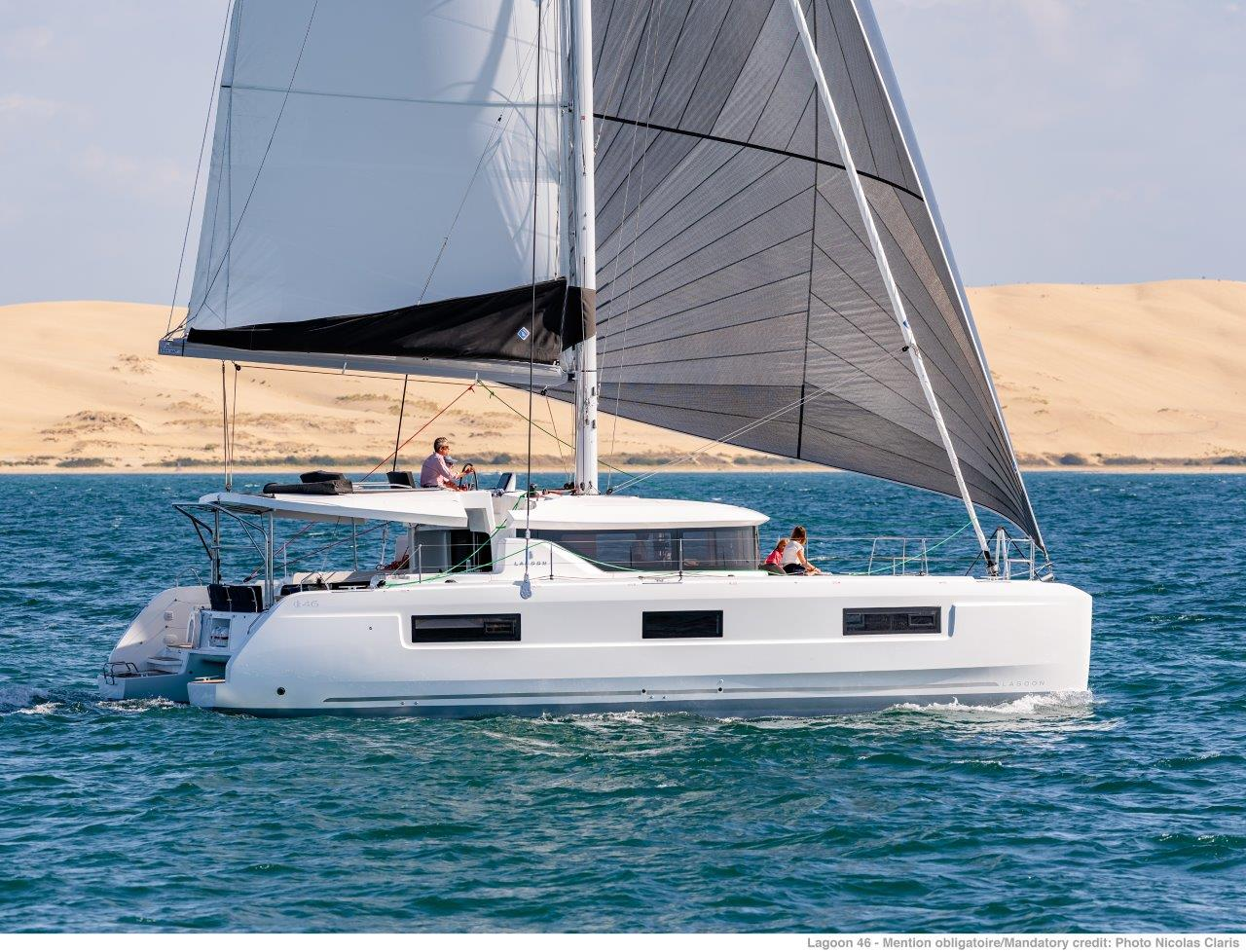 Lagoon 46 (2020) equipped with generator, A/C (sal (HANGOVER)  - 26