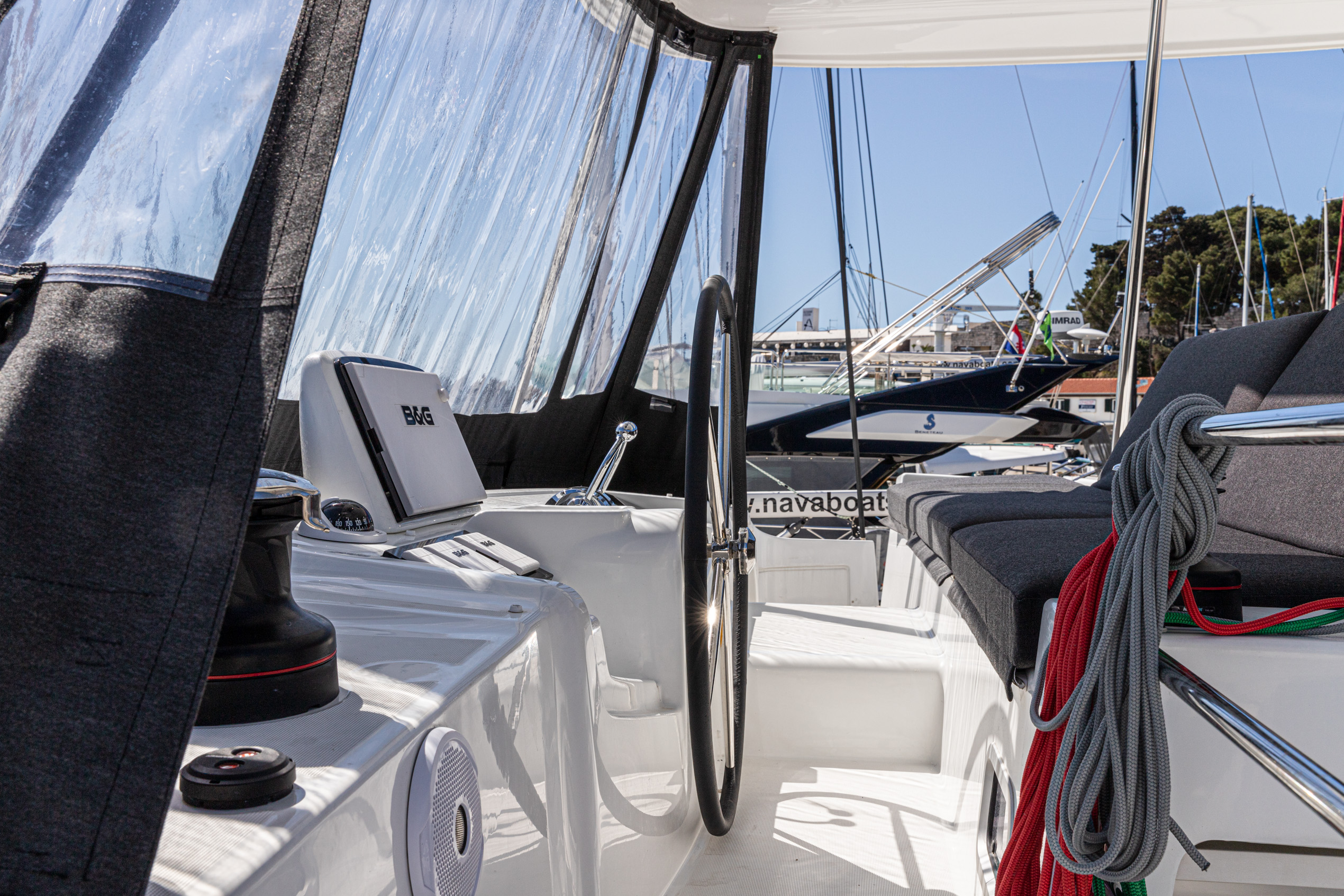 Lagoon 46 (2020) equipped with generator, A/C (sal (HANGOVER)  - 1