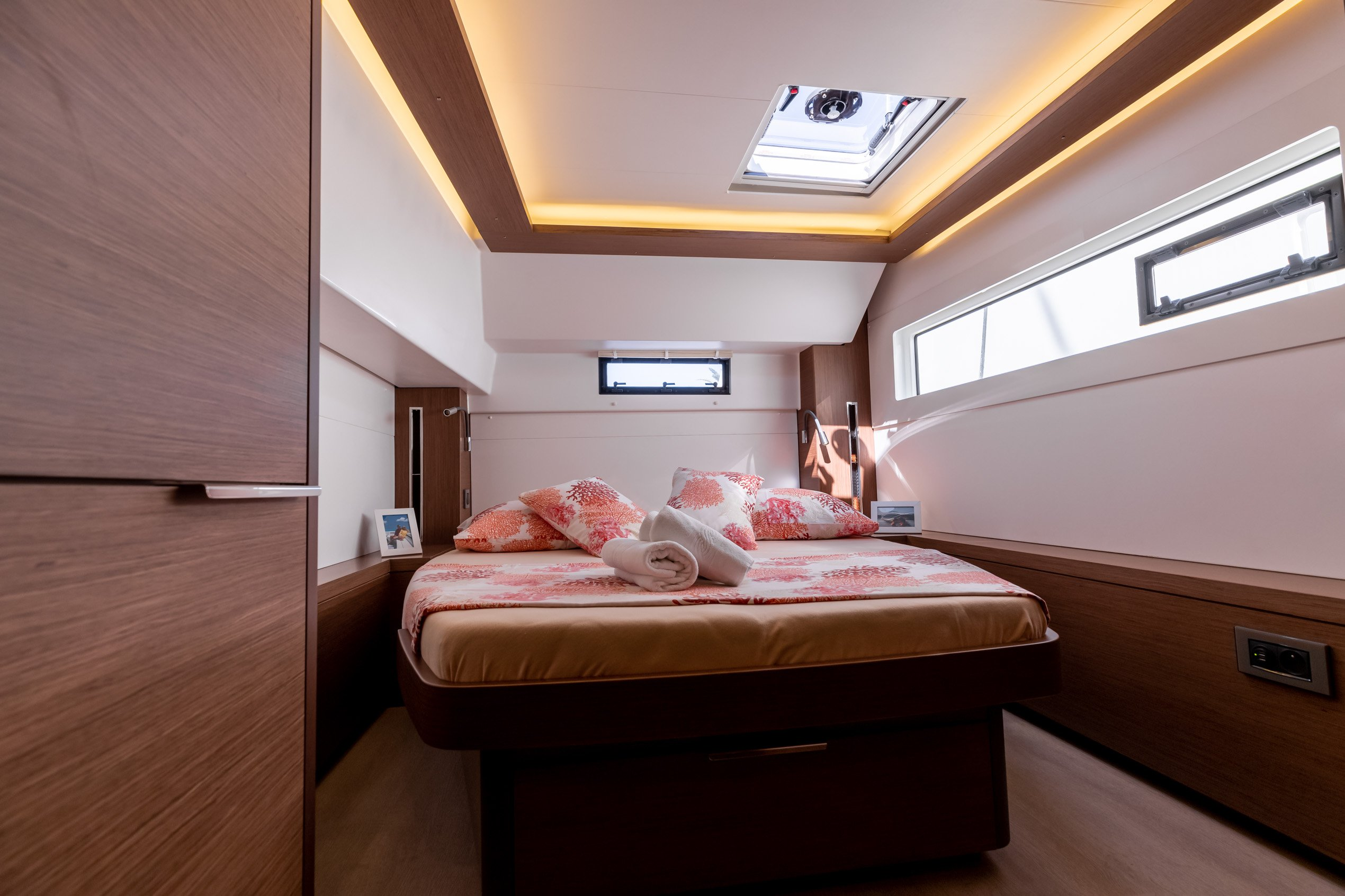 Lagoon 46 (2020) equipped with generator, A/C (sal (HANGOVER)  - 27
