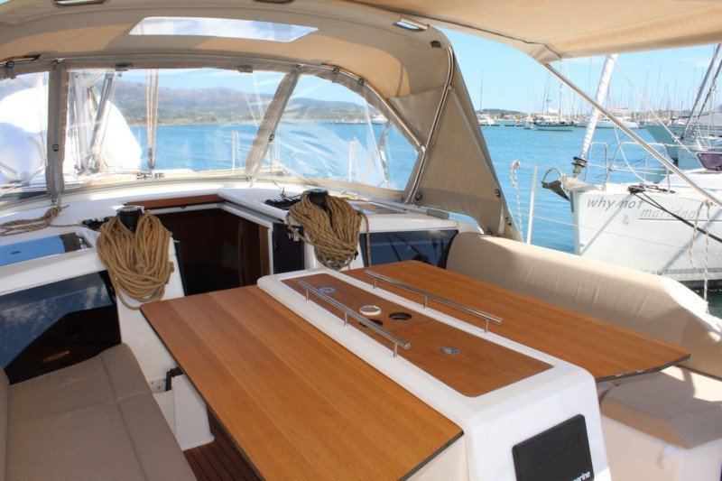 Dufour 390 Grand Large (Why not 14)  - 8