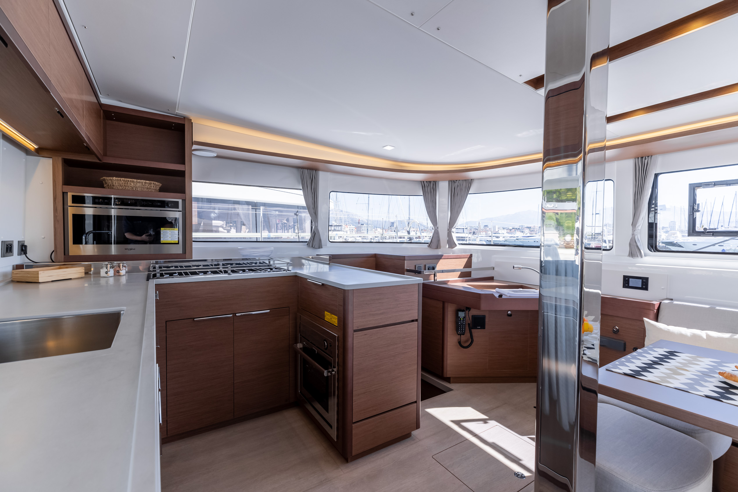 Lagoon 46 (2020) equipped with generator, A/C (sal (HANGOVER)  - 29