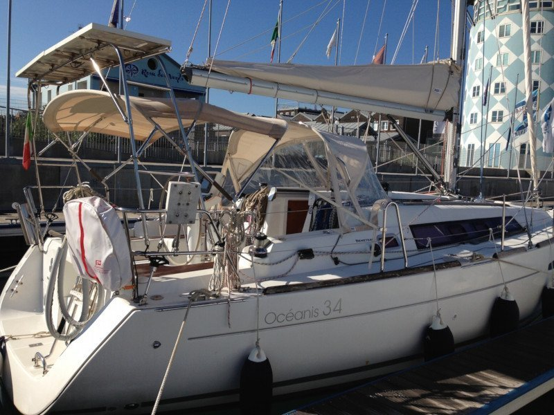 Oceanis 34 (Why not Maridadi)  - 7