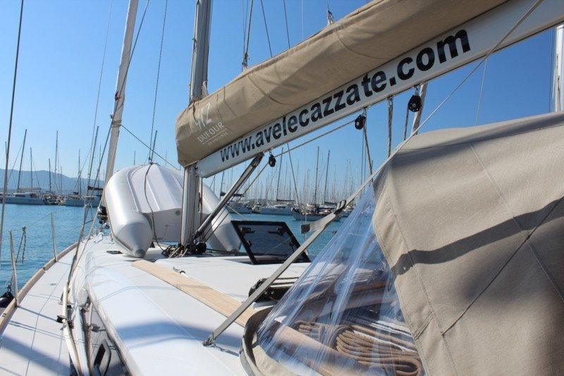 Dufour 412 Grand large (Why not 12)  - 8