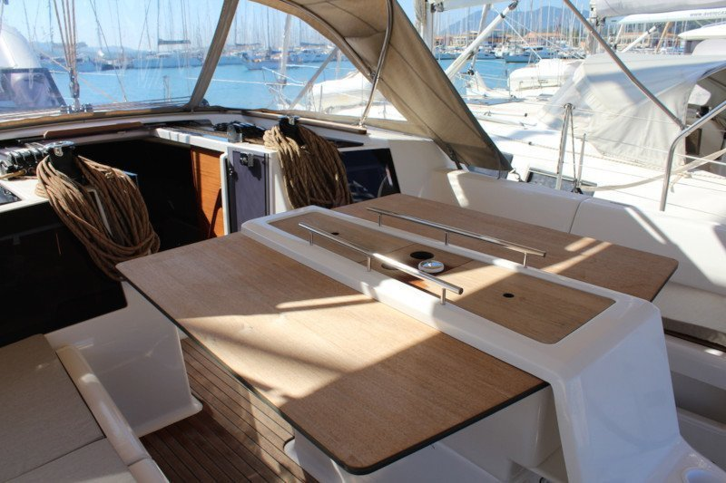 Dufour 412 Grand large (Why not 12)  - 3