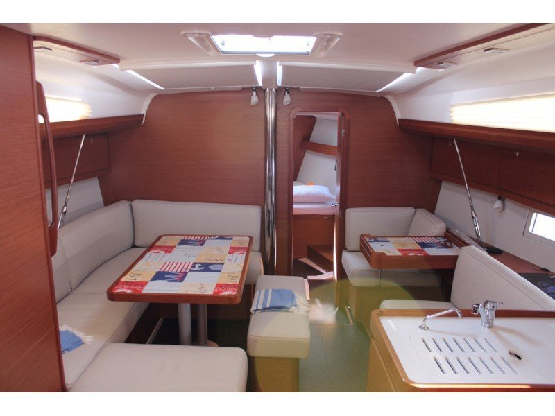 Dufour 412 Grand large (Why not 12) Interior image - 5