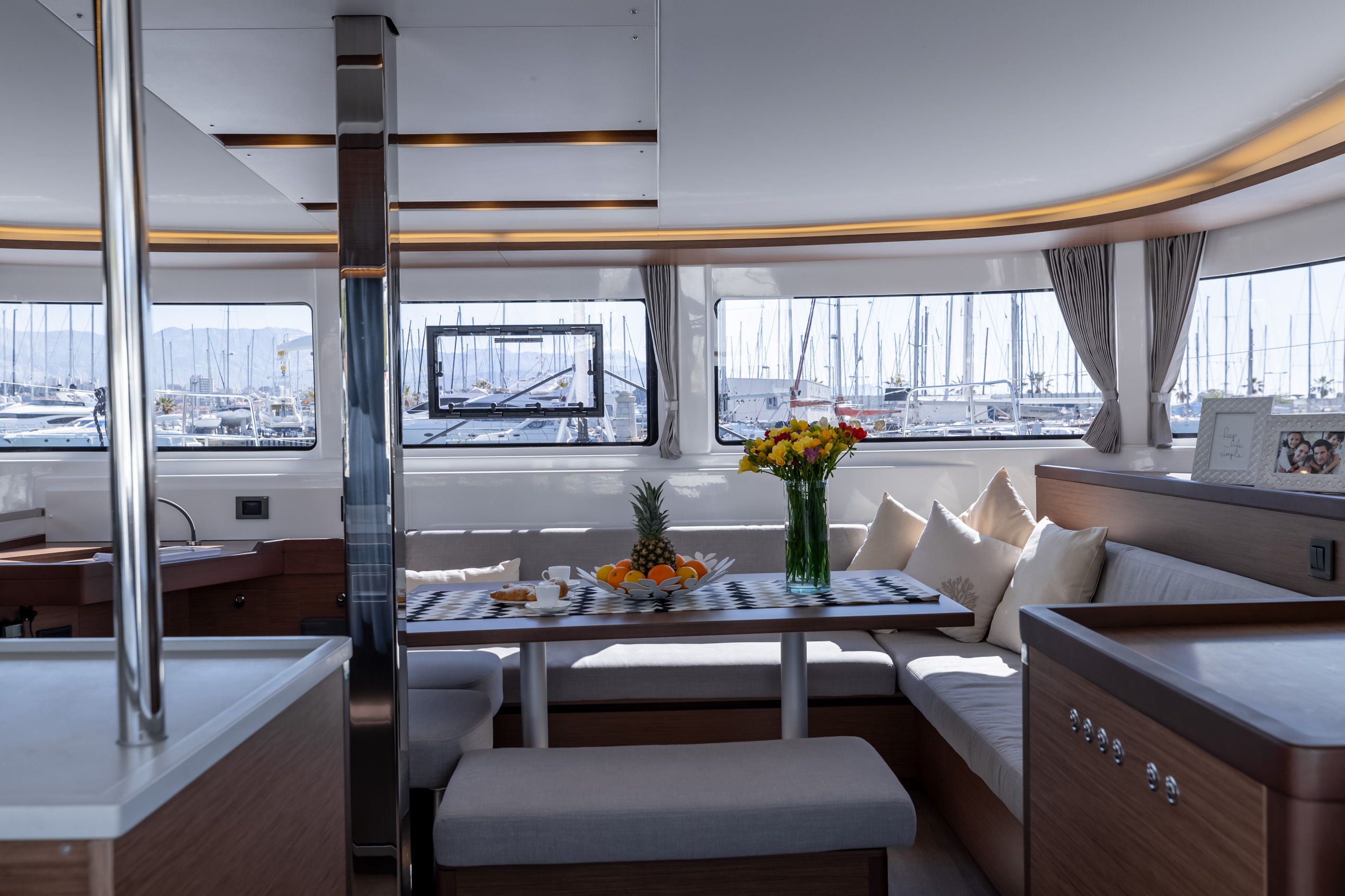 Lagoon 46 (2020) equipped with generator, A/C (sal (HANGOVER)  - 10