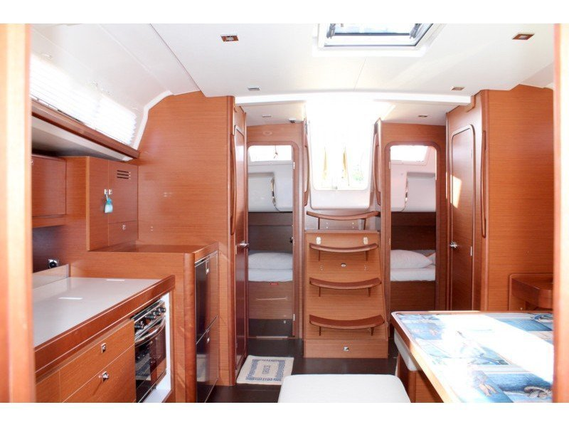 Dufour 460 Gran Large (Why not 13) Interior image - 2