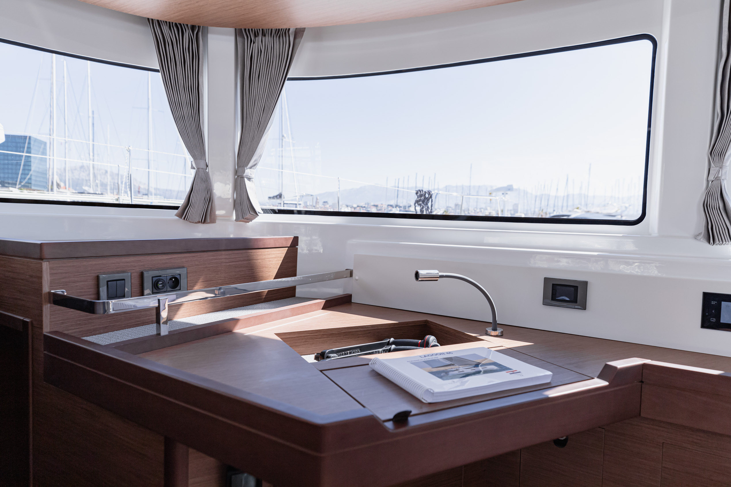 Lagoon 46 (2020) equipped with generator, A/C (sal (HANGOVER)  - 19