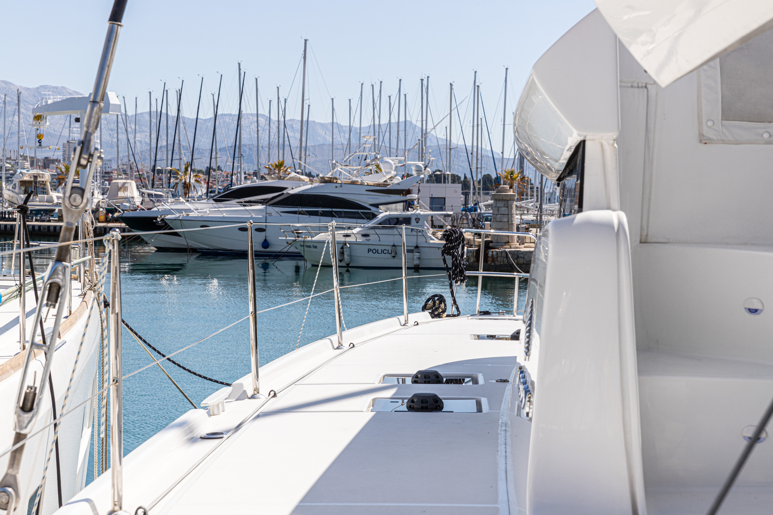 Lagoon 46 (2020) equipped with generator, A/C (sal (HANGOVER)  - 39