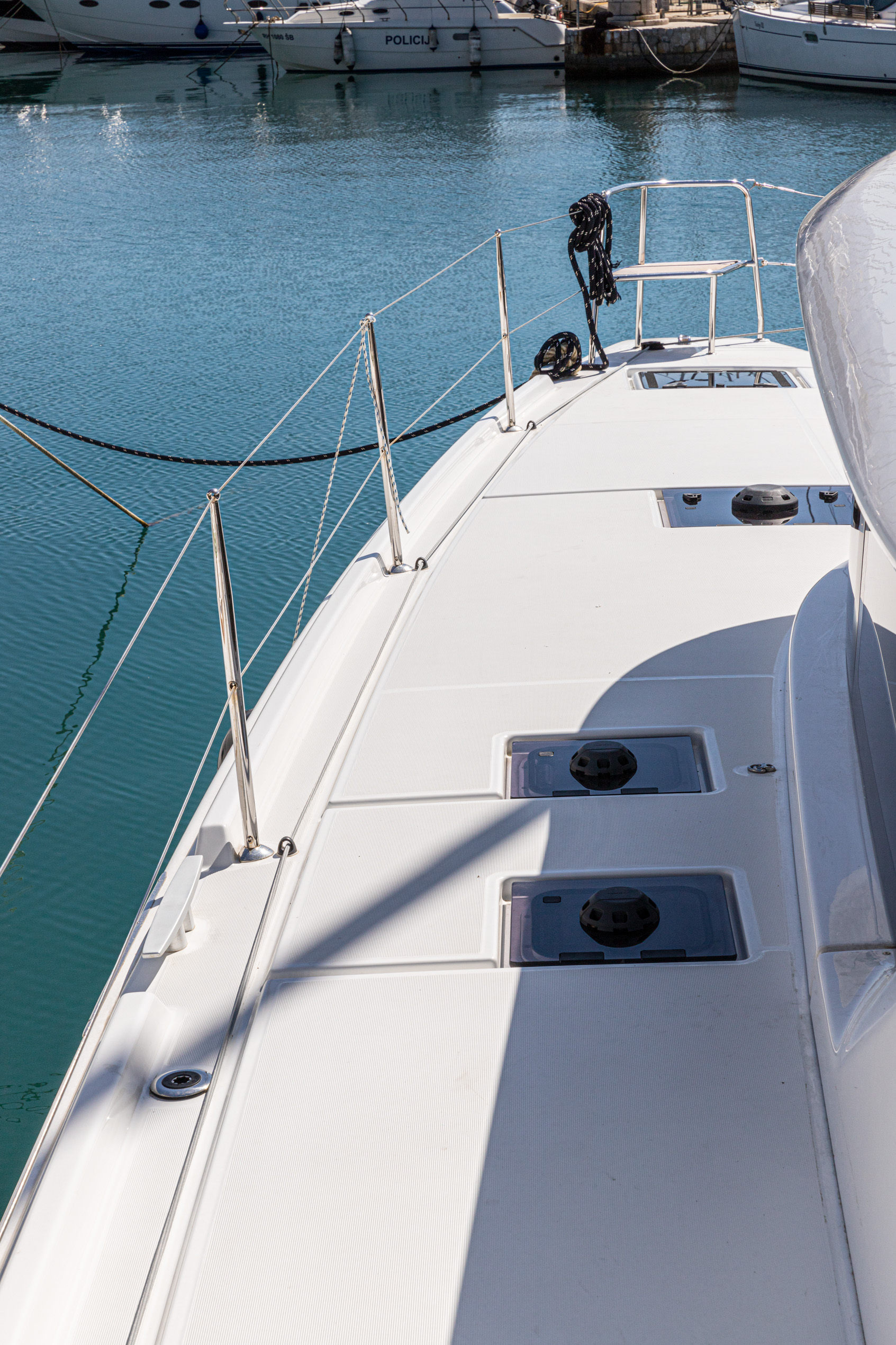 Lagoon 46 (2020) equipped with generator, A/C (sal (HANGOVER)  - 4