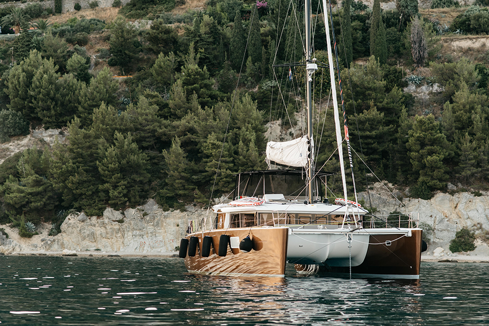 Lagoon 450 F (2016)equipped with generator, A/C (s (PRINCESS IVA)  - 15