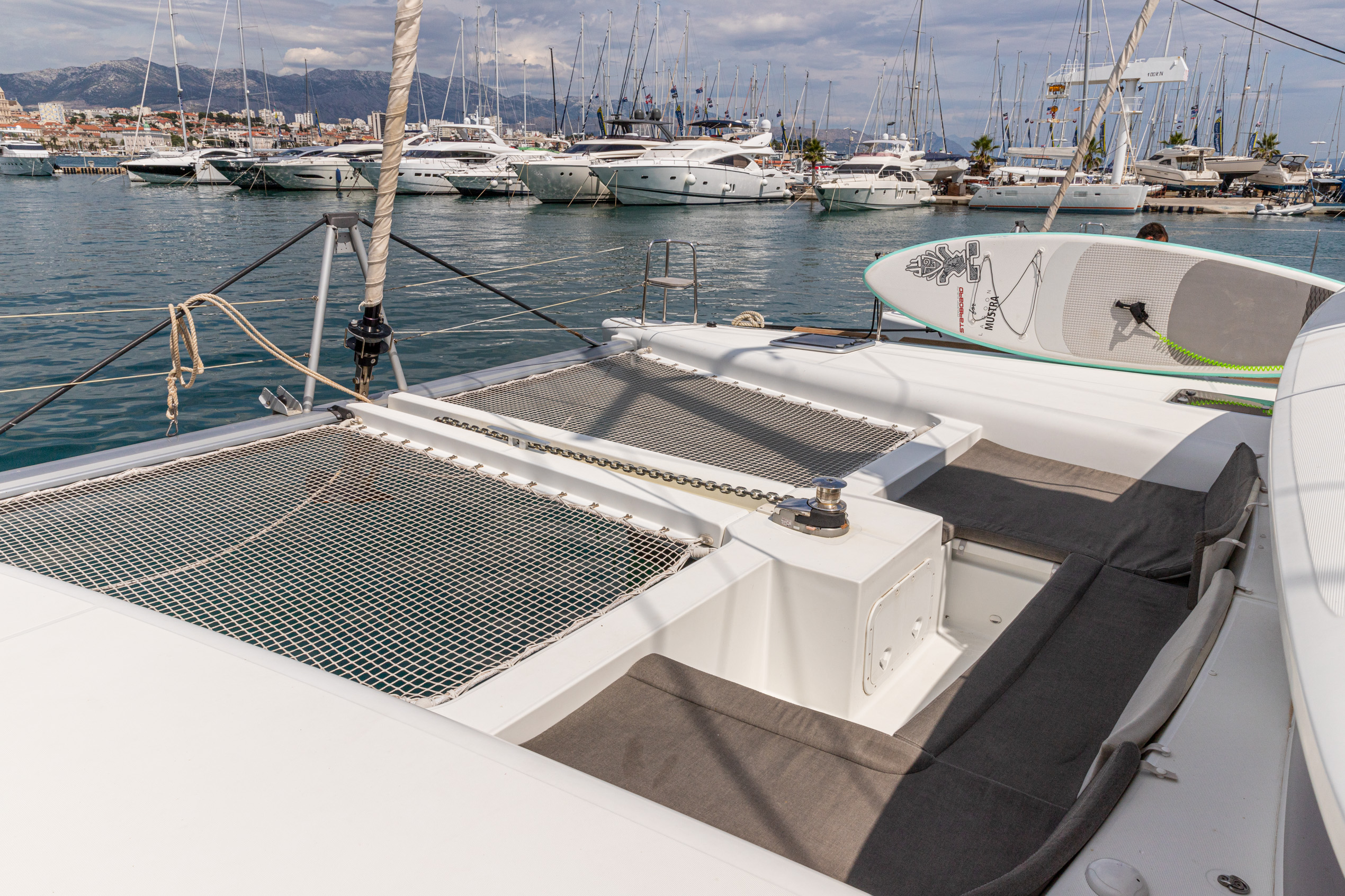 Lagoon 450 (2014) equipped with generator, A/C (sa (MUSTRA I)  - 6