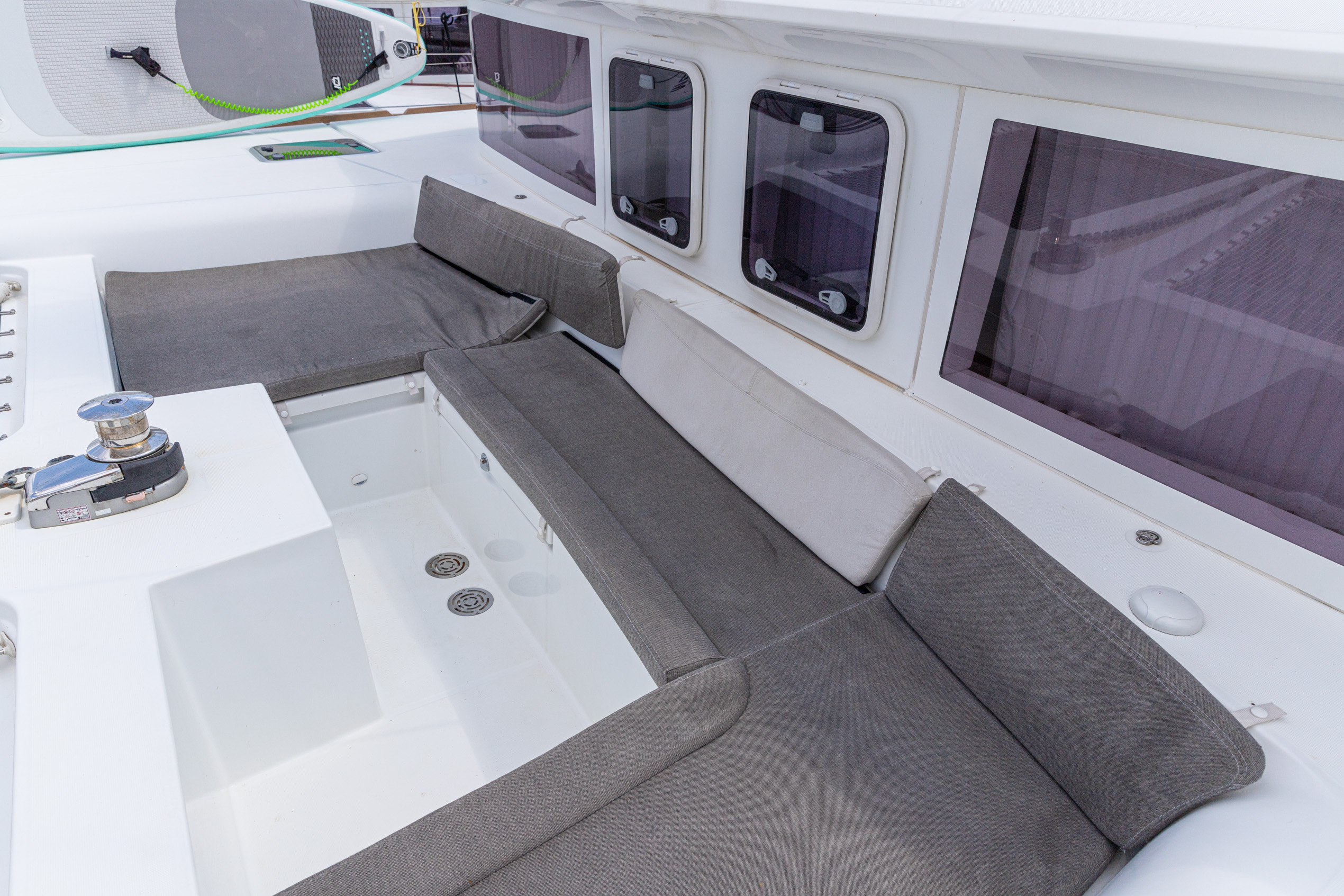 Lagoon 450 (2014) equipped with generator, A/C (sa (MUSTRA I)  - 11