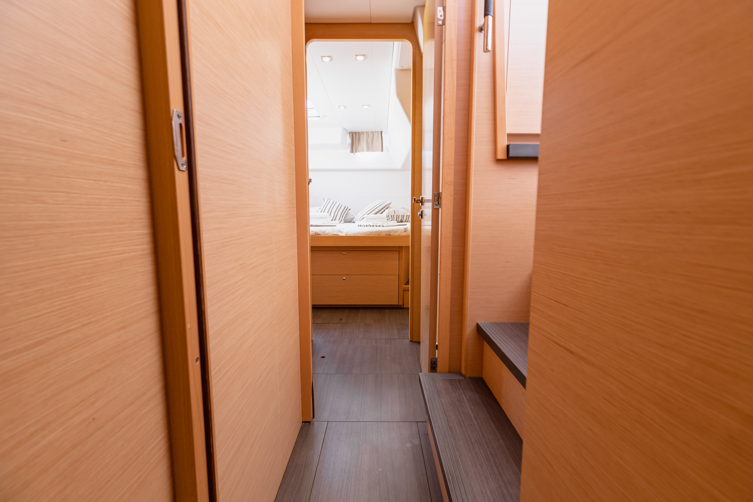 Lagoon 450 (2014) equipped with generator, A/C (sa (MUSTRA I)  - 13