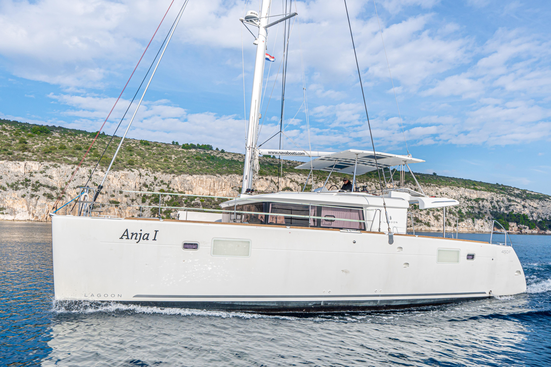 Lagoon 450 F (2019) ANJA equipped with generator, (ANJA I)  - 8