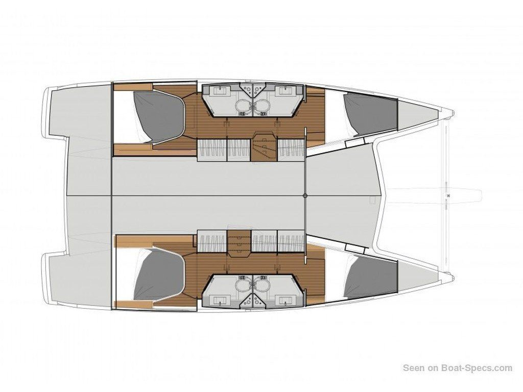 FP Lucia 40 (WHY NOT) Plan image - 2