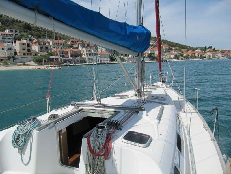 Oceanis 393 Clipper (Mare)  - 4