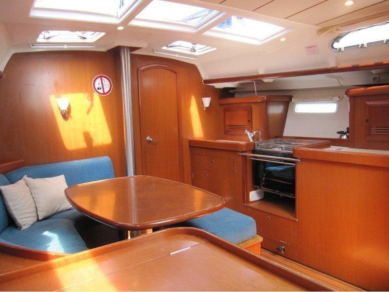 Oceanis 393 Clipper (Mare)  - 6