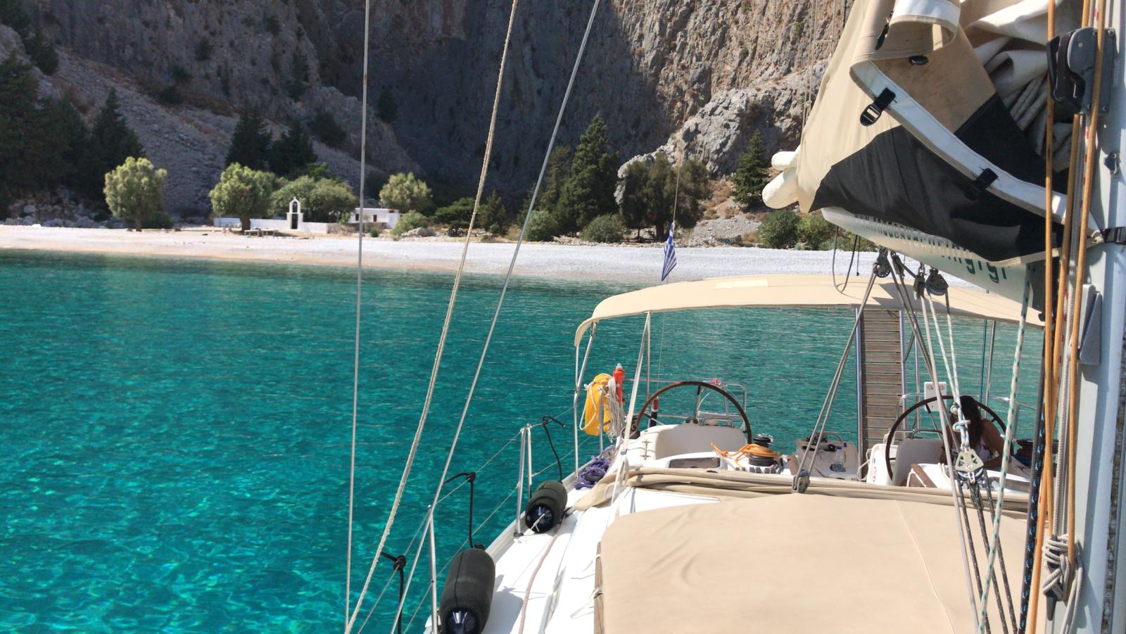 Cyclades 39.3 (Rhodes Yachting)  - 4