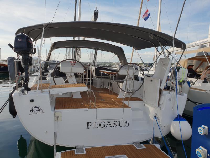 Hanse 508 (Pegasus)  - 2