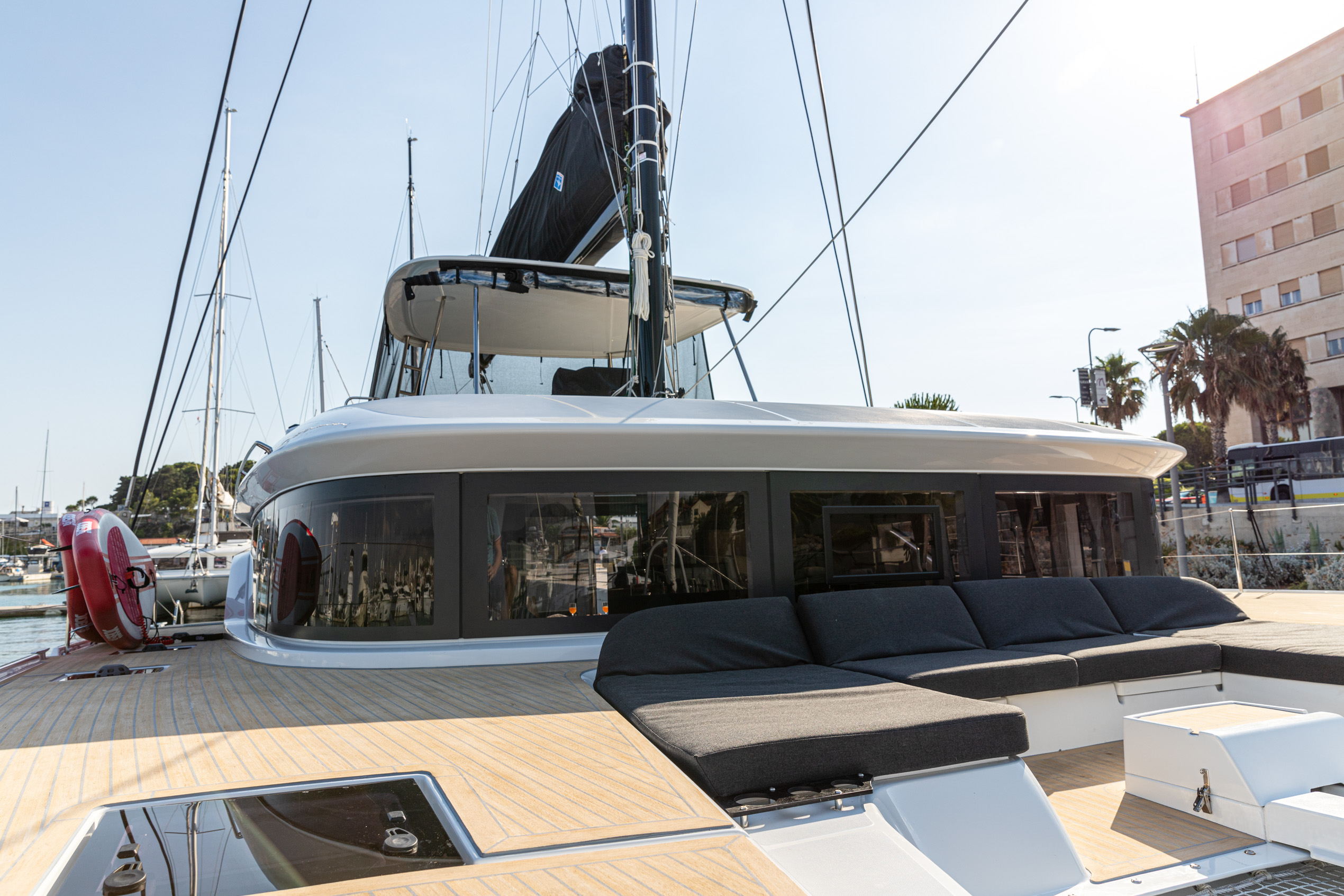 Lagoon 50 LUX (2020) equipped with airconditioning (PRINCESS KISS)  - 7