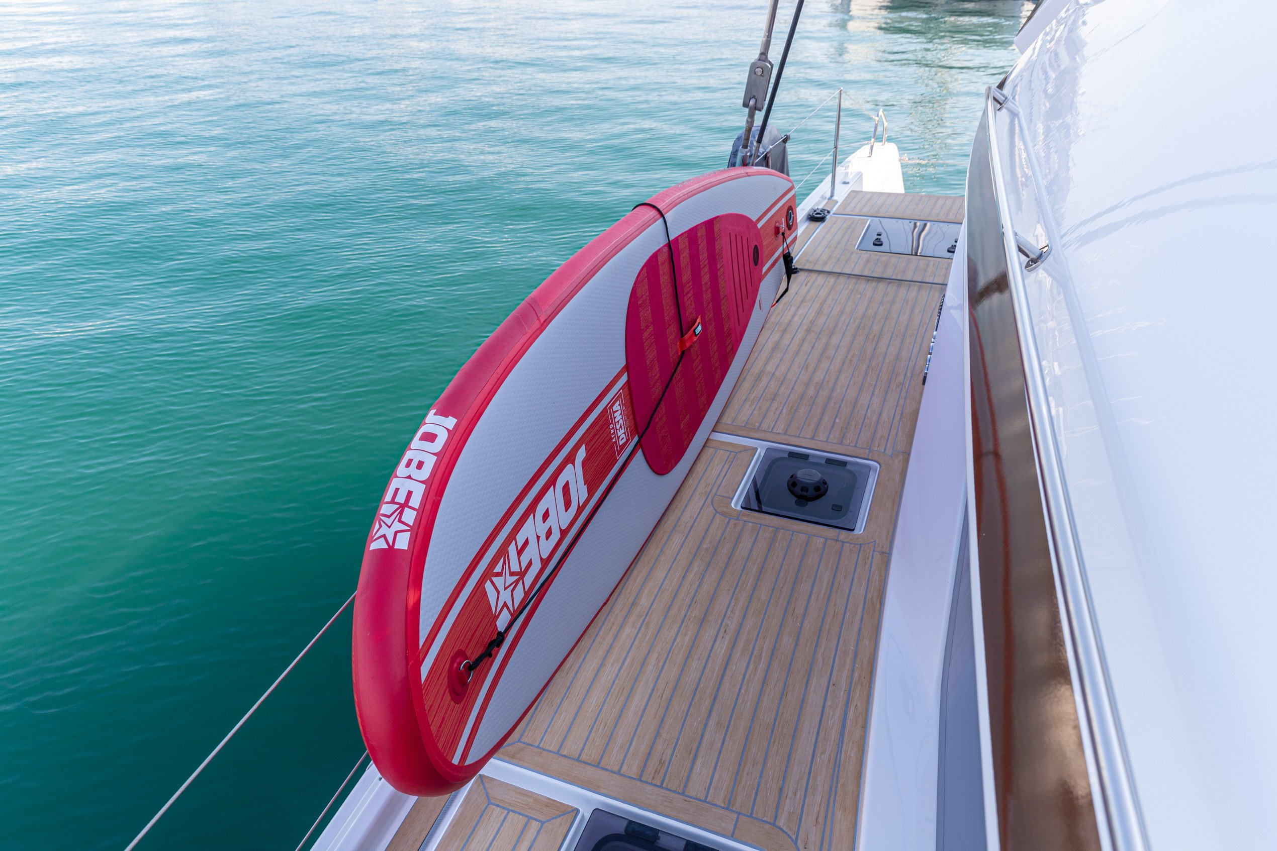 Lagoon 50 LUX (2020) equipped with airconditioning (PRINCESS KISS)  - 1