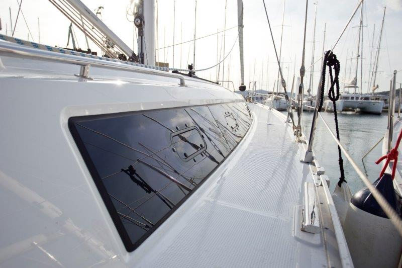 Bavaria 46 Cruiser (Grey Sky)  - 9